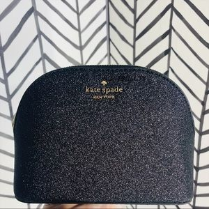 🔸 Small dome cosmetic case make up Kate spade new
